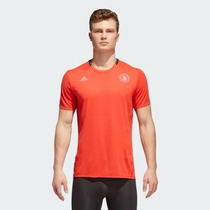 ADIDAS 2018 BOSTON MARATHON SN/supernova t-shirt